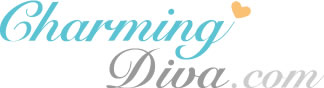 Charming Diva - Logo