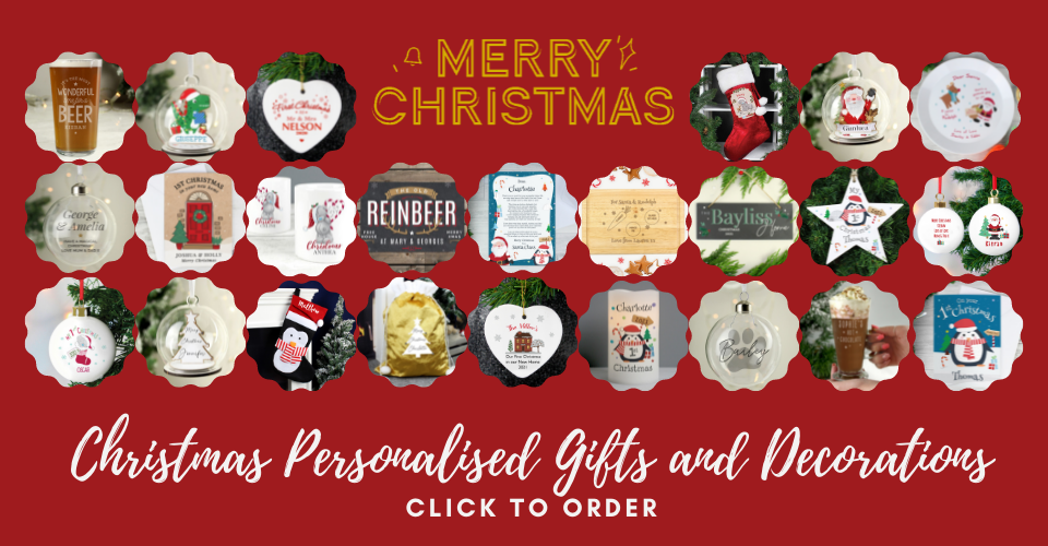 Christmas Personalised Gifts and Decorations (1)